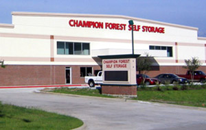Champion Forest Self Storage